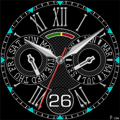 459 S Android Watch Face