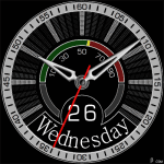 460 S Watch Face
