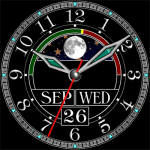 461 S Watch Face