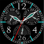 462 S Watch Face
