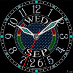 463 S Watch Face