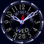 464 S Watch Face