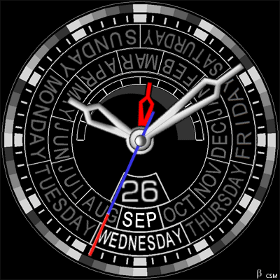 465 S Android Watch Face