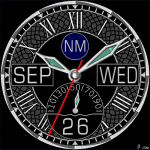 466 S Watch Face