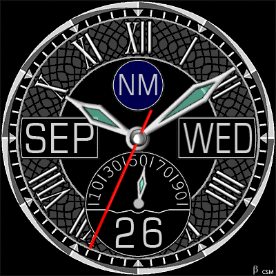 466 S Android Watch Face