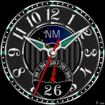 468S Watch Face
