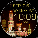 470S Watch Face