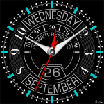 471S Watch Face