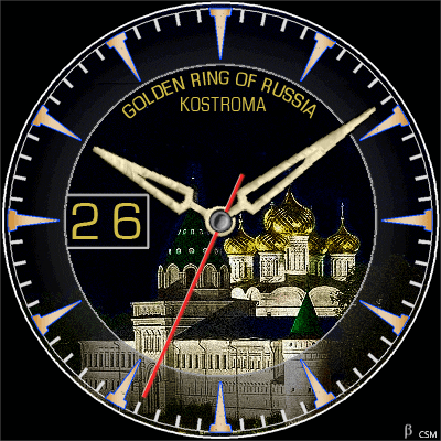472S Android Watch Face