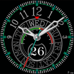 473S Watch Face