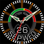 477S Watch Face