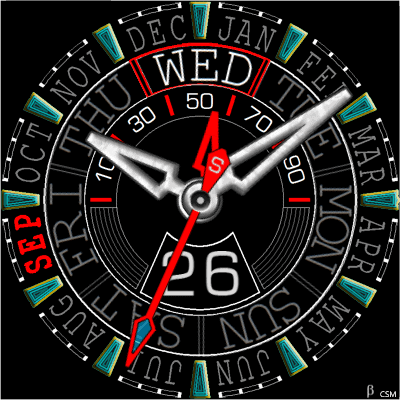 481 S Android Watch Face