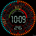 482S Watch Face