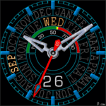 484S Watch Face