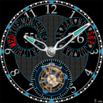 491 S Watch Face