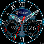 492 S Watch Face