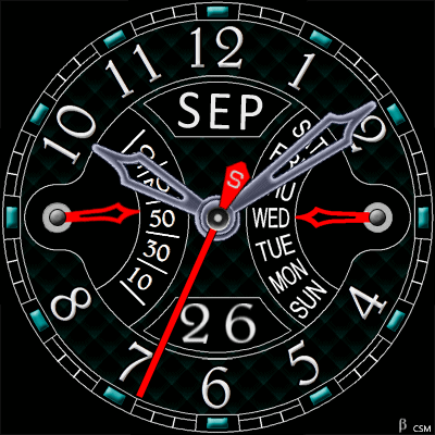 498 S Android Watch Face