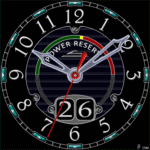 499 S Watch Face