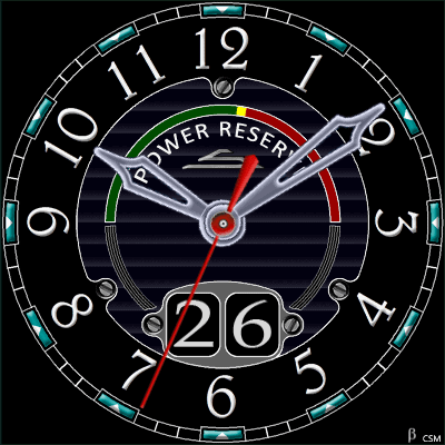 499 S Android Watch Face