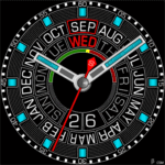 500 S Watch Face