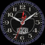 504 S Clock Face