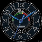 505 S Watch Face