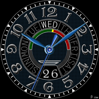 505 S Android Watch Face