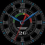 506 S Clock Face