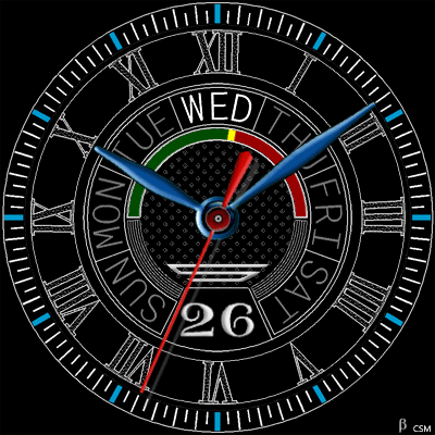 506 S Android Watch Face