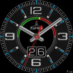 507 S Watch Face