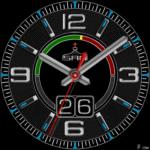 507 S Clock Face
