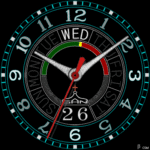 509 S Watch Face