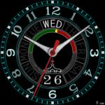 509 S Clock Face