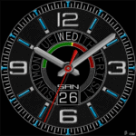 510 S Watch Face