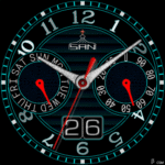 511 S 2 Watch Face