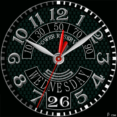 512 S Android Watch Face