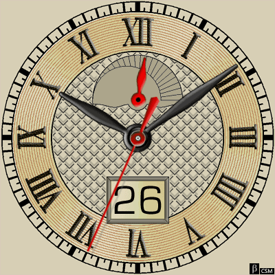 514 S Android Watch Face