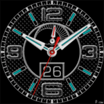 515 S Watch Face