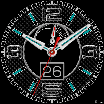 515 S Android Watch Face