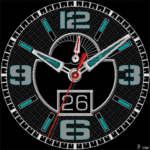 516 S Watch Face
