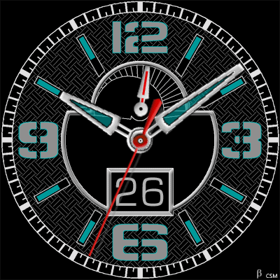 516 S Android Watch Face