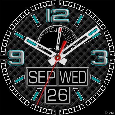 517 S Android Watch Face