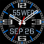 518 S Watch Face