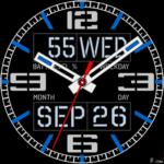 518 S Clock Face