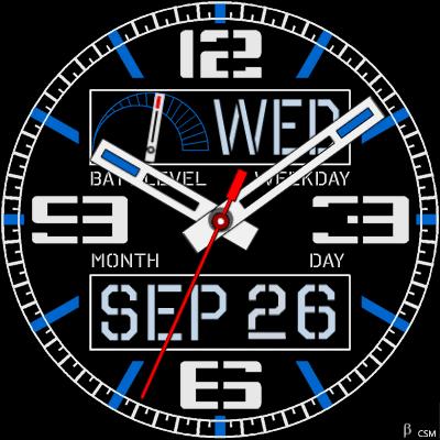 518 S Anbatt Android Watch Face