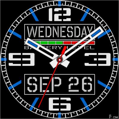 518 S Anbatt 2 Android Watch Face