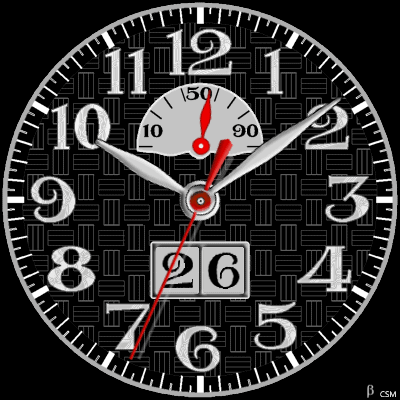 519 S Android Watch Face