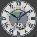 534 S Clock Face