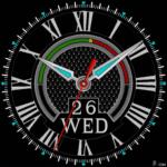 537 S Clock Face