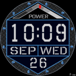 540 S Watch Face